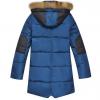 пуховик детский куртка зимняя на мальчика подростка 271015 фотография №1