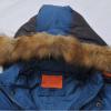 пуховик детский куртка зимняя на мальчика подростка 271015 фотография №3