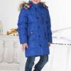 пуховик детский куртка зимняя на мальчика подростка 271015 фотография №2