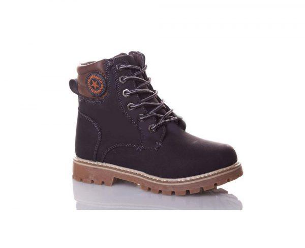 зимние ботинки для мальчика подростка, 33-38 4221 фотография