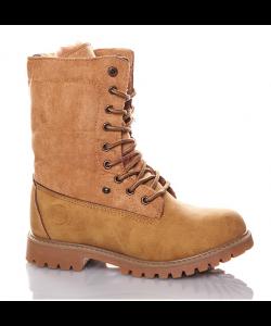 зимние высокие ботинки для мальчика подростка, 33-38 82699 фотография
