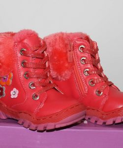 зимние ботинки для девочки 189 фотография