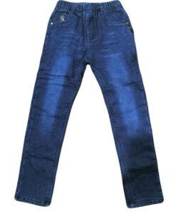 джинсы для мальчика на флисе mr. david 85003 фотография