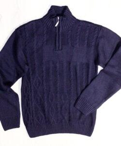 свитер теплый для мальчика подростка 141016 фотография