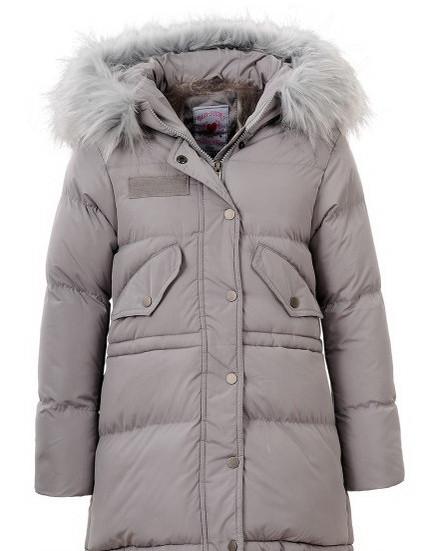 зимнее пальто на девочку подростка 2010174 фотография
