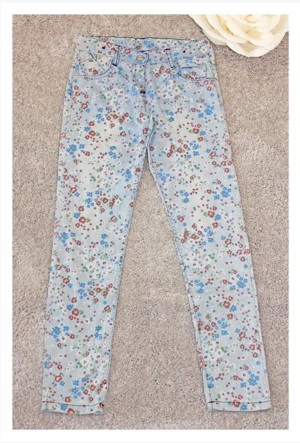 детские модные джинсы на девочку 2202167 фотография