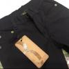 брюки на мальчика philipp plein черные 170420 фотография №4