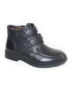 детские зимние ботинки для мальчика, классика 140913 фотография