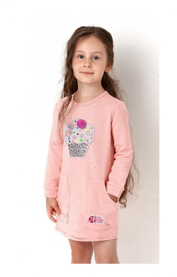 детское платье для девочки кексик 2910 фотография