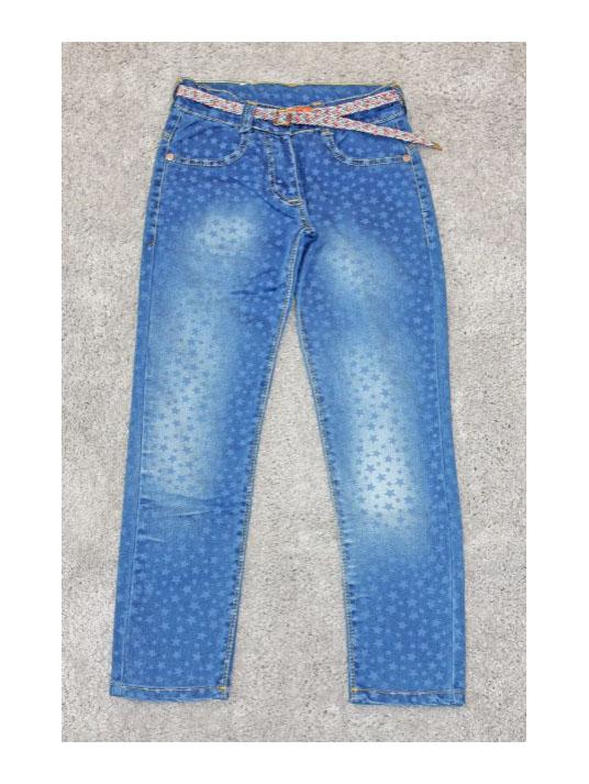 джинсы на девочку звездочки 2202166 фотография