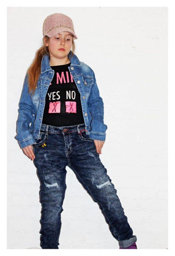 джинсы для подростка bad guy 10041 фотография