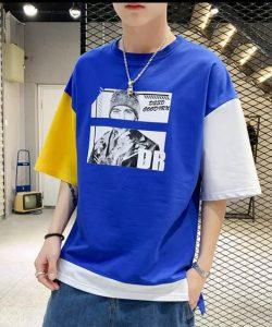 футболка для мальчика подростка хип хоп 1967 1967 фотография