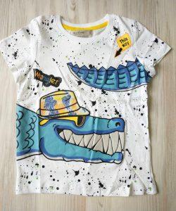 футболка на мальчика kroko 5236 5236 фотография