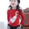 костюм на девочку с брючками кошечка 140118 фотография №6