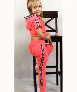 костюм спортивный на девочку хип-хоп 150520 150520 фотография
