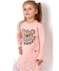 платье для девочки, мишка 264401 фотография