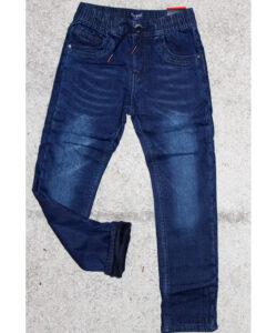 джинсы для мальчика на флисе, 134-164 6868-4 фотография