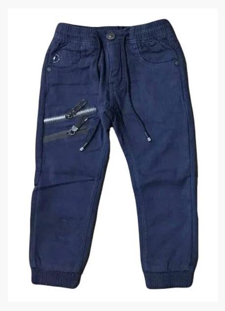 штаны теплые для мальчика на манжете 82828 82828 фотография