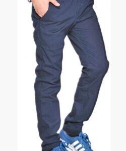 брюки на мальчика sercino темно-синие 250620 250620 фотография