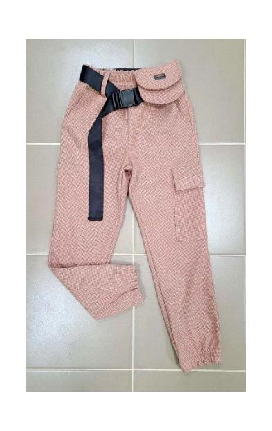 брюки джоггеры на девочку утепленные 90221 90221 фотография