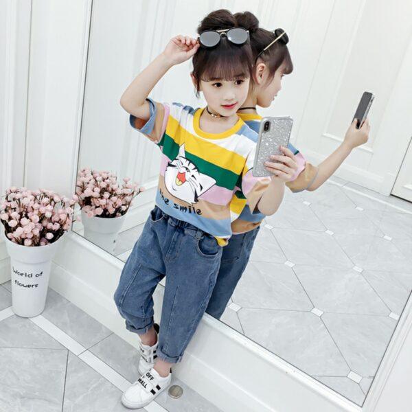 джинсы на девочку момы 50221 50221 фотография