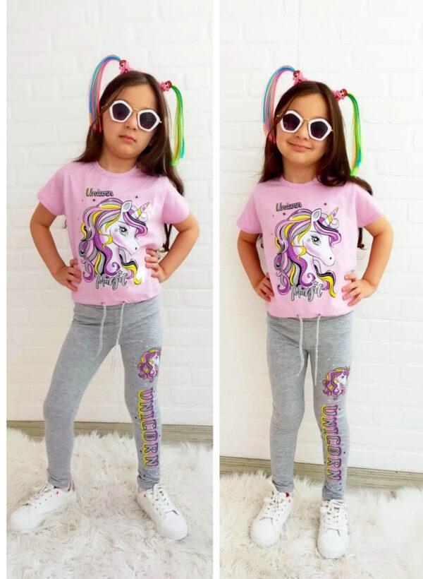 костюм для девочки единорожка розовый 2002212 2002212 фотография