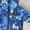костюм на мальчика весна-осень с комбинезоном 220321 220321 фотография №4