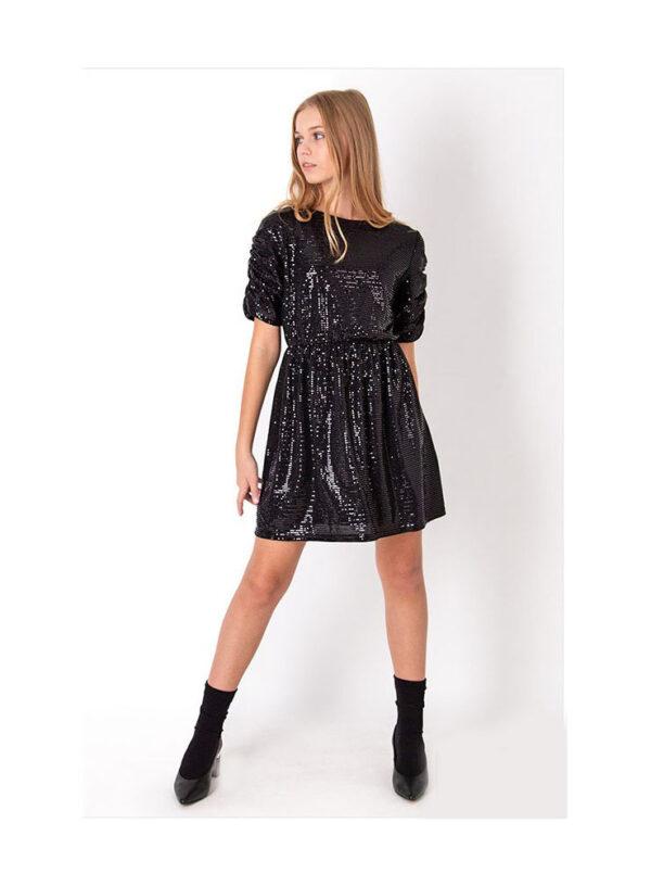 нарядное платье для девочки подростка блэк стар 4047 4047 фотография